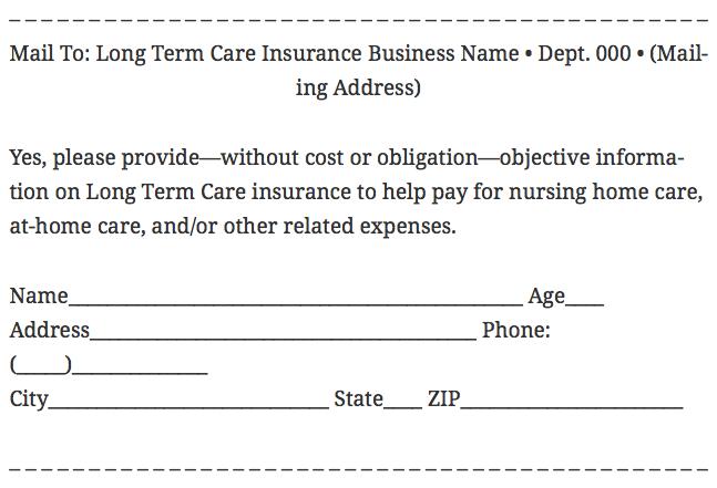 insurance sales letter samples